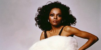 Diana Ross' Official Top 40 most played songs