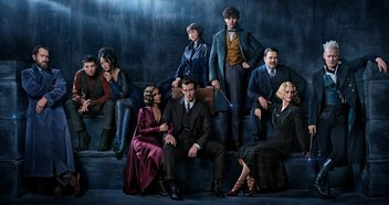 Fantastic Beasts: The Crimes of Grindelwald conjures its way to the top of the Official Film Chart