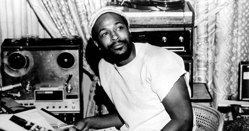Marvin Gaye complete UK singles and albums chart history