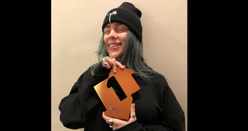 Billie Eilish | full Official Chart History | Official Charts Company