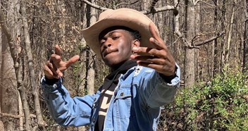 Internet sensation Lil Nas X leads the race for this week's Number 1 single with Old Town Road