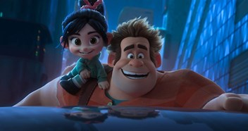 Ralph Breaks The Internet climbs to Number 1 on the Official Film Chart