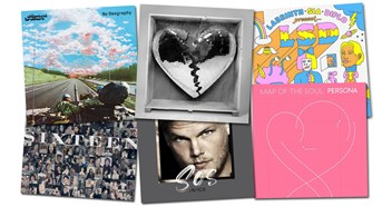 This week's new releases: Mark Ronson, Avicii, Ellie Goulding, more