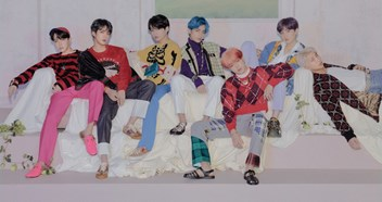 BTS set for their first Number 1 on the UK's Official Albums Chart with Map of the Soul: Persona