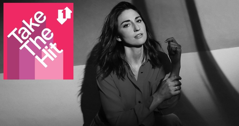 Official Charts: Take The Hit - Sara Bareilles talks Obama, Taylor Swift and The Waitress