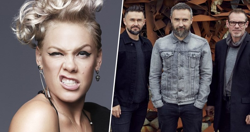 Pink and The Cranberries face off for this week's Official Irish Albums Chart top spot