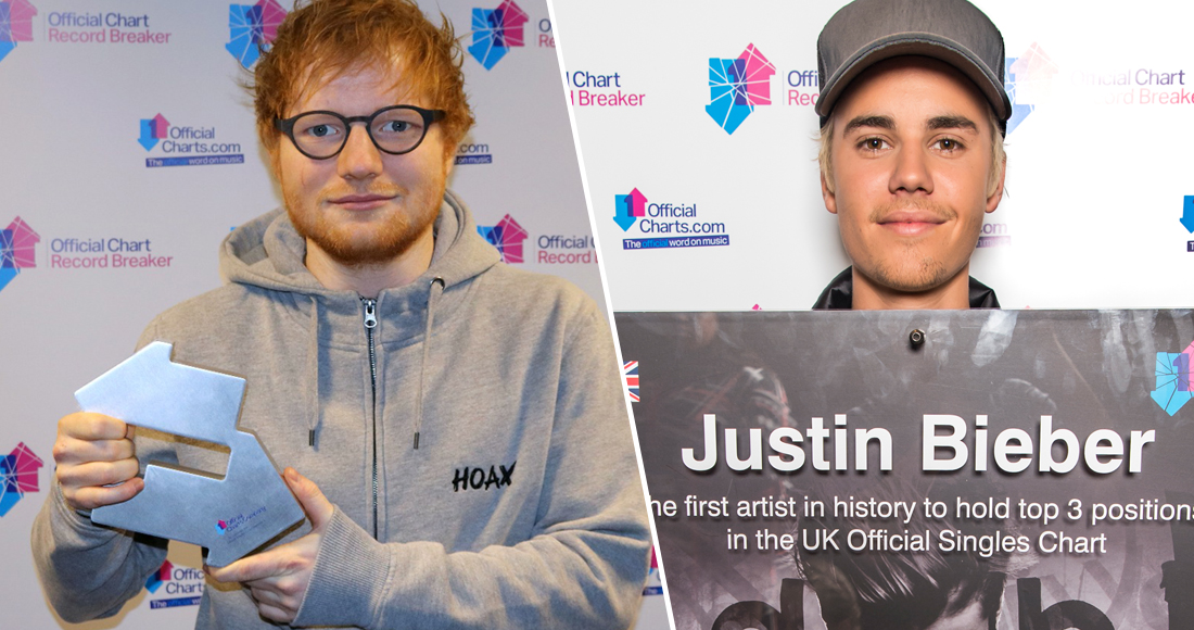 Justin Bieber and Ed Sheeran confirm new collaboration