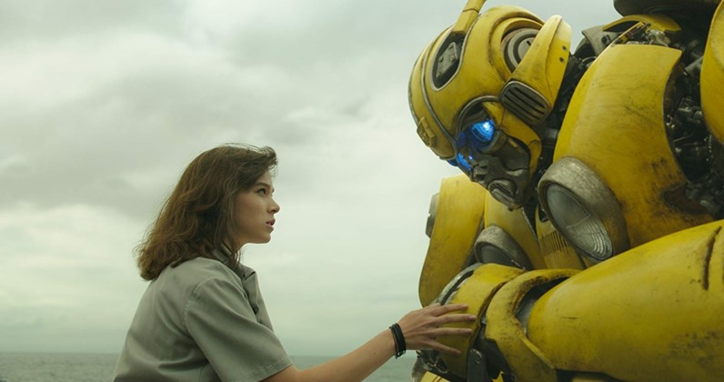 Bumblebee makes triumphant return to Number 1 on the Official Film Chart