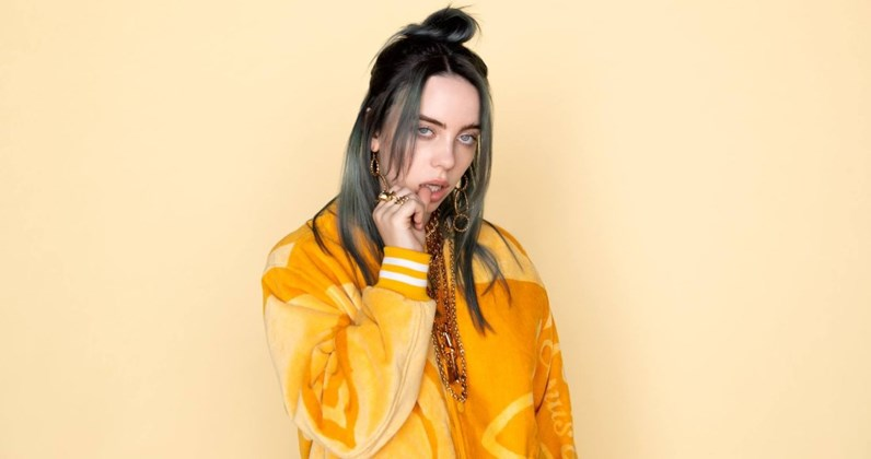 Billie Eilish reclaims Official Irish Albums Chart throne for a fifth non-consecutive week
