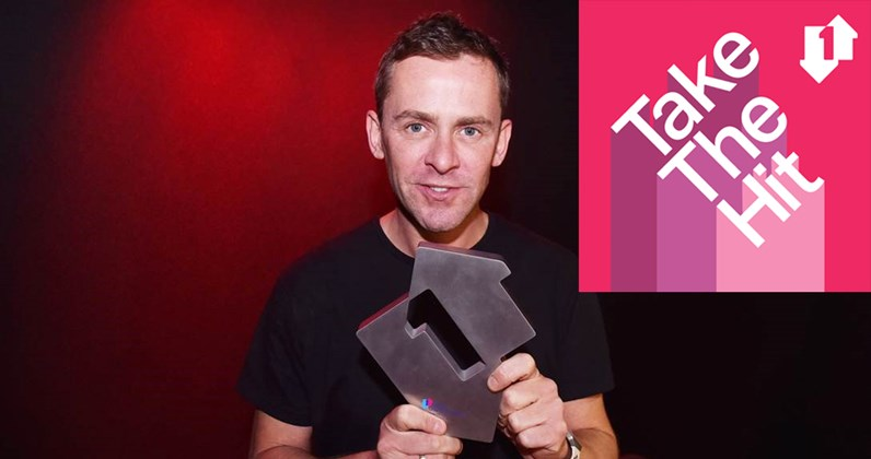 Official Charts: Take The Hit - Scott Mills talks about the evolution of the charts, Eurovision and nightmare interviews
