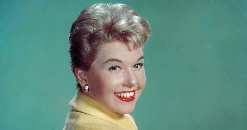 Doris Day complete UK singles and albums chart history