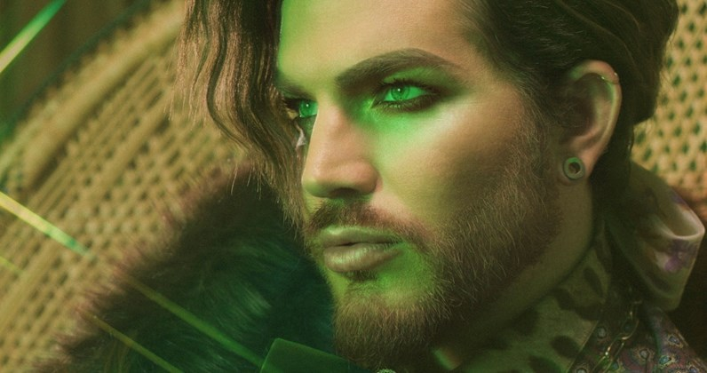 Adam Lambert launches a new era with classic-rock inspired single New Eyes: First listen preview