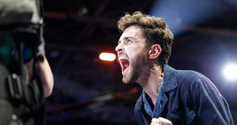 The Netherlands' Duncan Laurence wins the 2019 Eurovision Song Contest