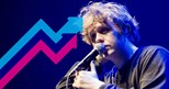 Lewis Capaldi is Number 1 on this week's Official Trending Chart