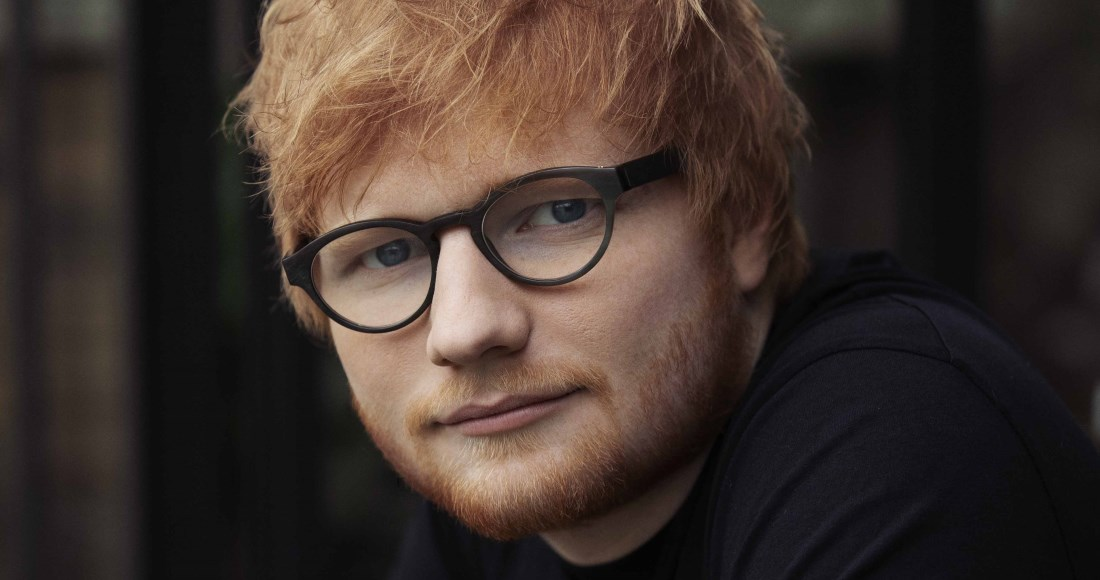 Ed Sheeran on course to claim seventh UK Number 1 single with Beautiful People ft. Khalid