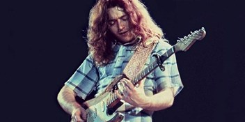 Blues is the late Rory Gallagher's highest charting album in 14 years on the Official Irish Albums Chart