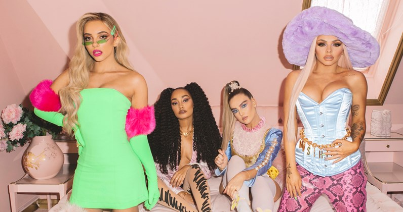 Little Mix Bounce Back hard on their new single: First listen preview