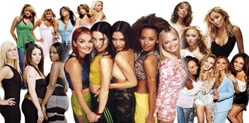 The Official Top 100 girl band singles and albums of the last 25 years
