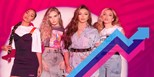Little Mix's Bounce Back claims Number 1 on the Official Trending Chart