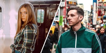 "Sigala and Becky Hill on how Wish You Well came together: ""I ran up to him, a bit drunk, and screamed 'IT'S ME!' in his face"""