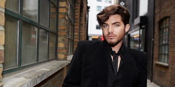 "Adam Lambert talks frustration with ""playing the Top 40 game"" and his new Prince-inspired album Velvet"