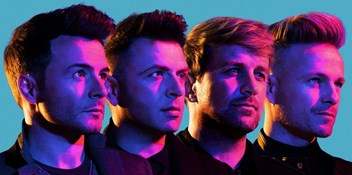 Westlife on course for first UK Number 1 in 12 years on the Official Albums Chart with Spectrum