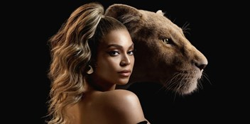 Beyonce's The Lion King: The Gift album features Childish Gambino, Kendrick Lamar, Jay-Z and Blue Ivy