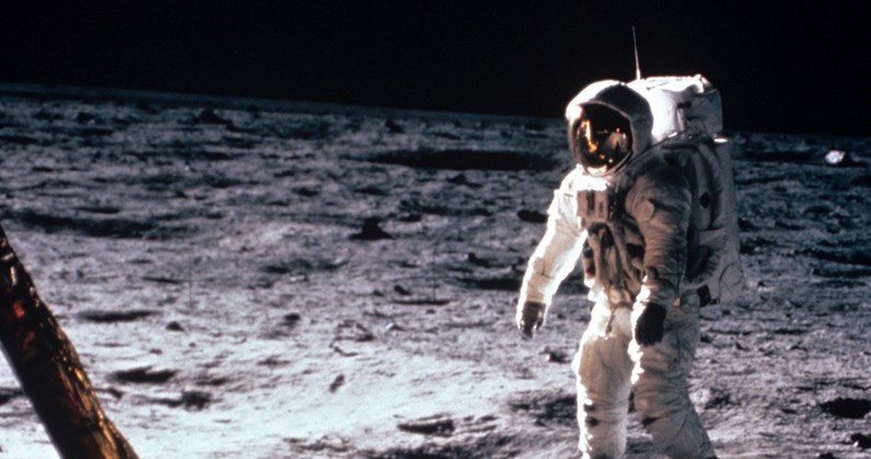 Moon landing anniversary: Songs about space that scored big on the