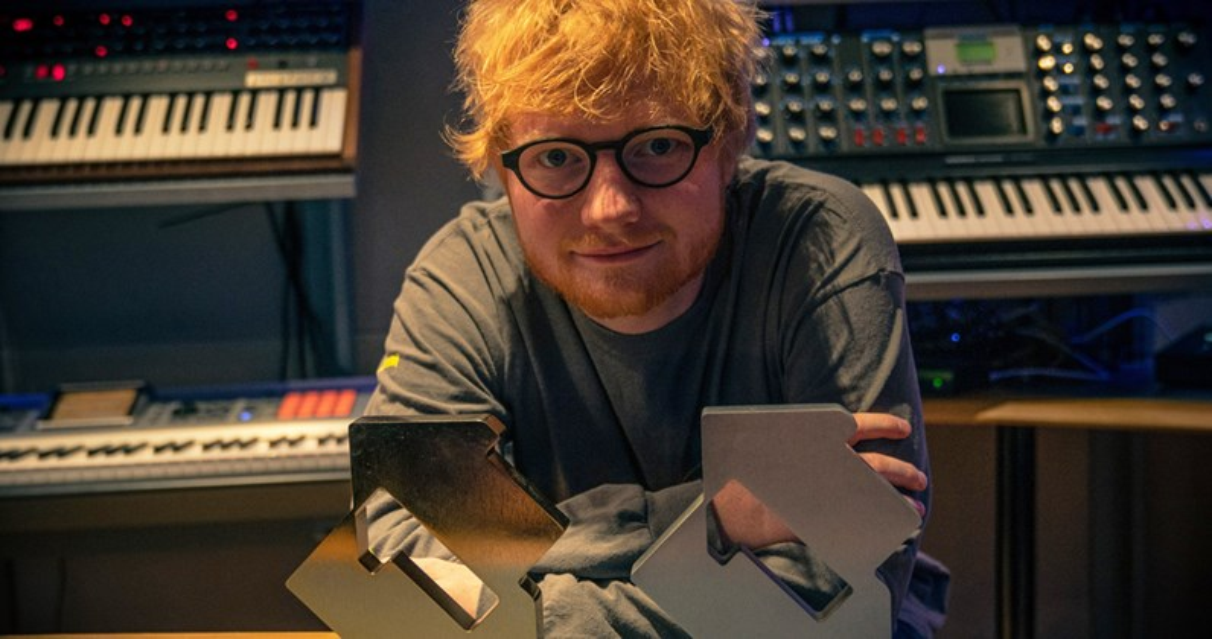 Ed Sheeran scores UK chart double, fastest-seller of 2019