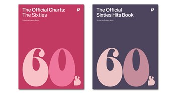Official Charts announces The Sixties definitive chart books