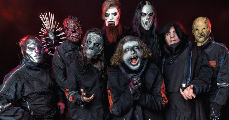 Slipknot on course for first UK Number 1 album in 18 years