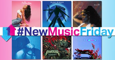 This week's new releases: Frank Turner, Normani, Taylor Swift