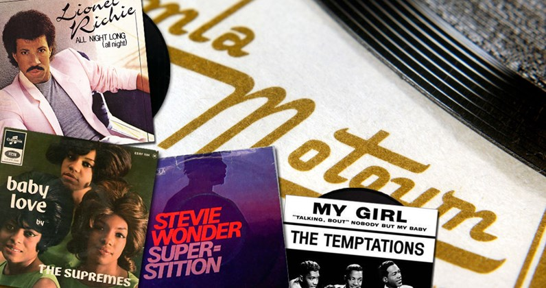 The UK's Top 100 biggest Motown songs of the Millennium