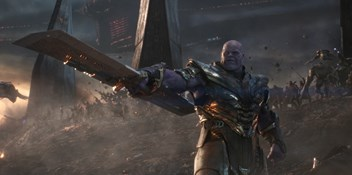 Avengers: Endgame scores third week at Number 1 on the Official Film Chart with biggest sales week yet