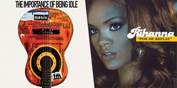Official Charts Flashback 2005: Rihanna's Pon De Replay vs. Oasis' The Importance of Being Idle