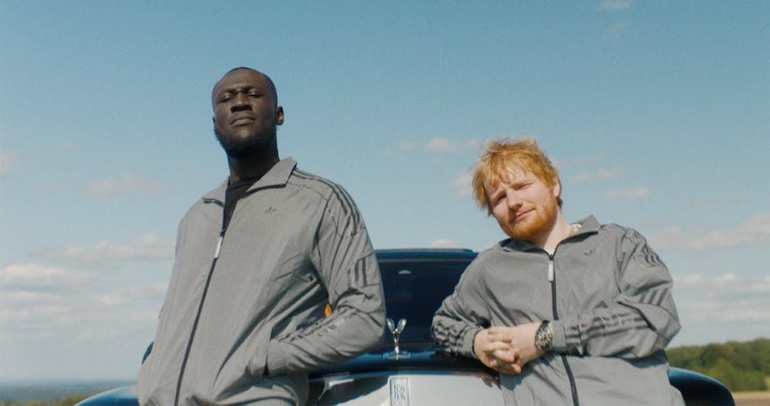 Ed Sheeran and Stormzy land a second week at Number 1