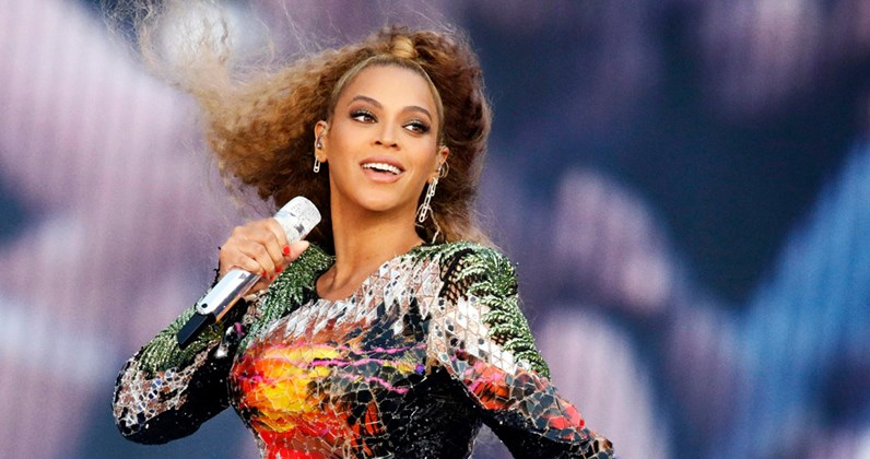 Beyonce's Official Top 40 biggest songs in the UK
