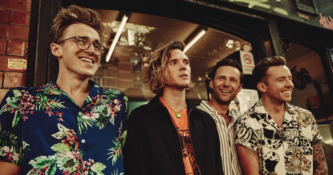 McFly announce comeback with arena show at The O2 in London on November 20, 2019