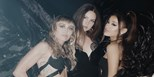 Ariana Grande, Miley Cyrus and Lana Del Rey heading for Number 1