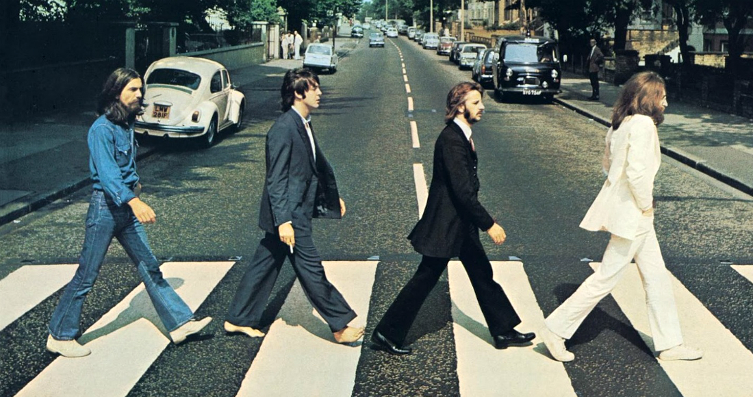 The Beatles reunite on Abbey Road for 50th anniversary