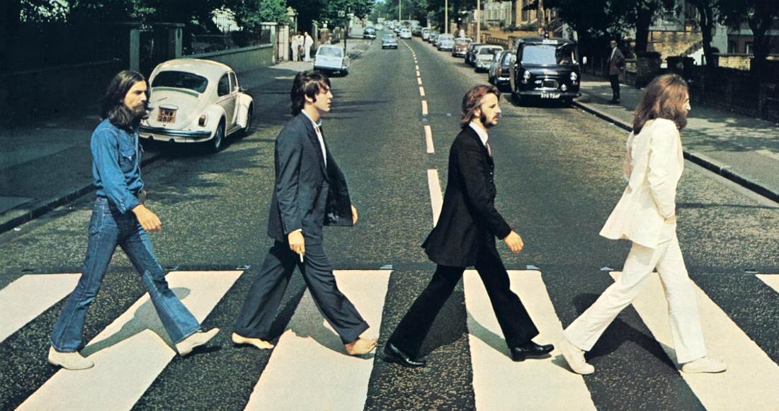 Depois de 50 anos, Abbey Road volta ao #1 das paradas britânicas