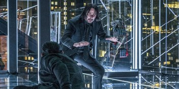 John Wick: Chapter 3 - Parabellum rises to Number 1 following release on disc