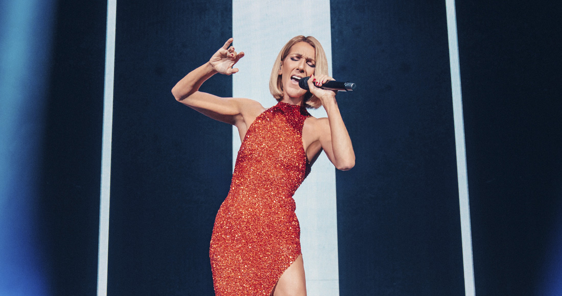 Celine Dion announces 2020 Courage UK arena tour dates