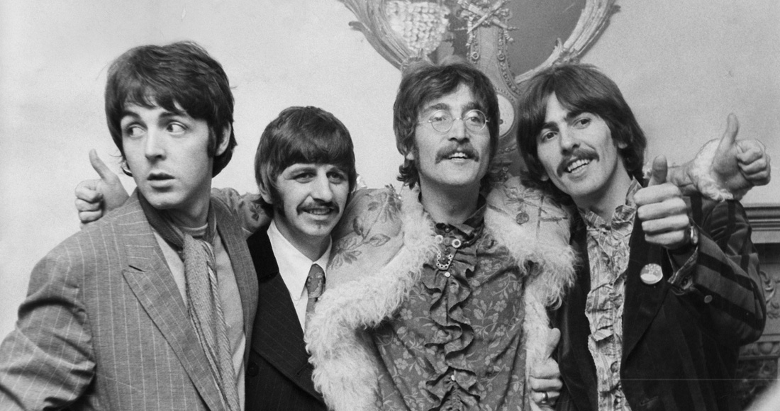 The Beatles' Official Top 60 most downloaded and streamed songs