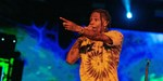Travis Scott's challenging for UK singles chart Number 1