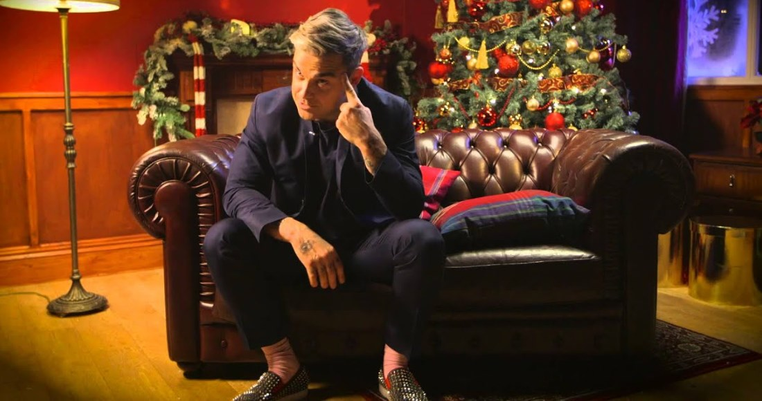 Robbie Williams to release his first Christmas album later in 2019