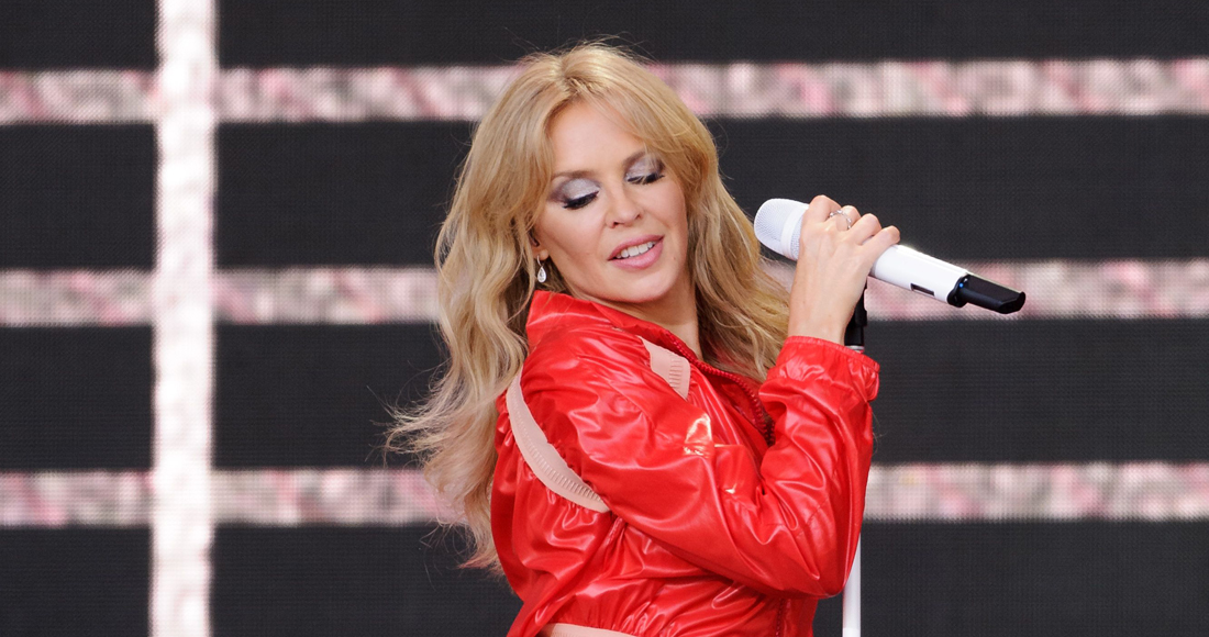 Kylie Minogue announces Golden live album, DVD and expanded Step Back in Time greatest hits