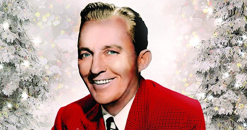 Christmas Albums Coming Out In 2019.Bing Crosby S White Christmas Aiming For Christmas Number 1