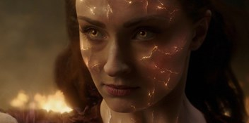 X Men: Dark Phoenix rises to Number 1 on this week's Official Film Chart