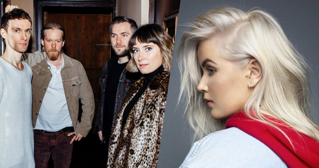 Walking on Cars and Aimee to perform at Dublin's New Year's Festival
